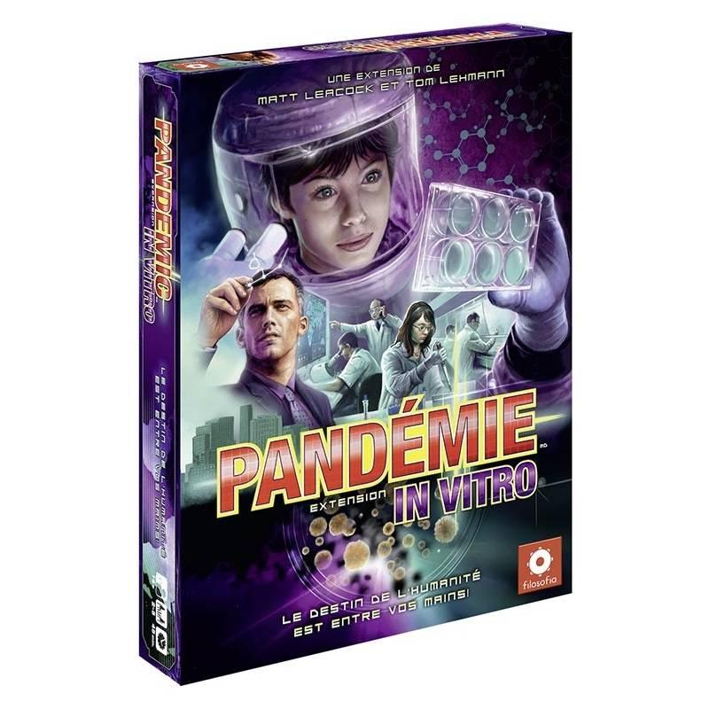Filosofia Pandémie Extension In Vitro FR