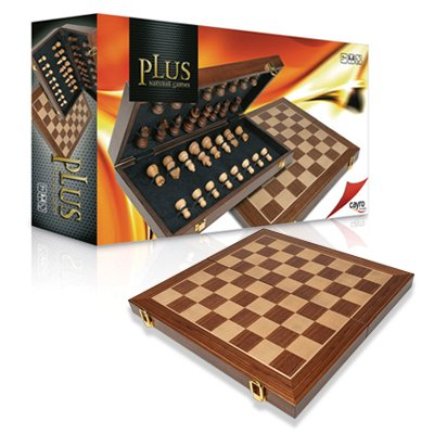 Cayro 1601 Foldable Chess Game