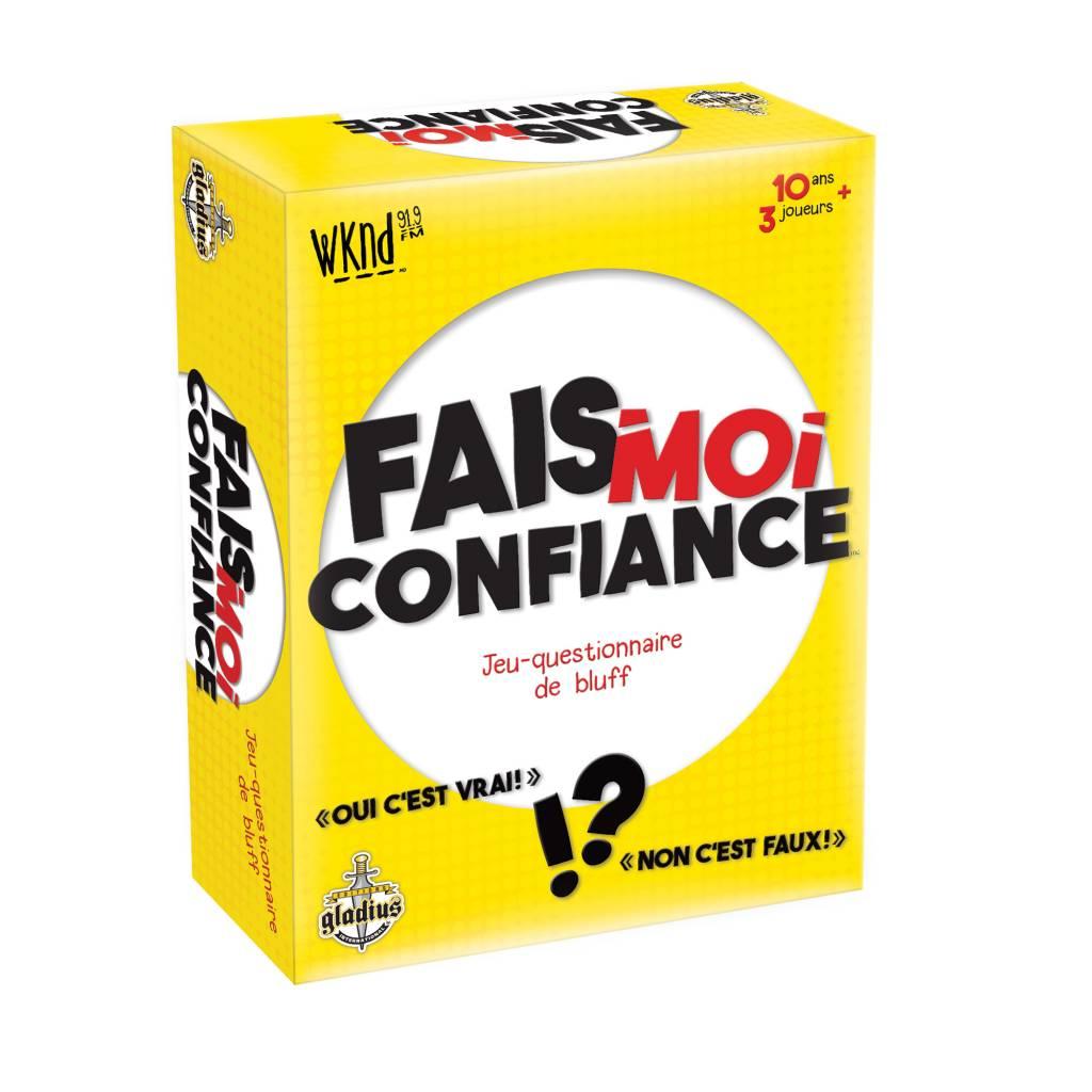 Gladius Fais Moi Confiance FR