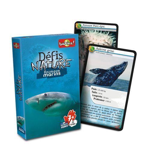 Bioviva DN-AM-001 Défis Nature / Animaux marins
