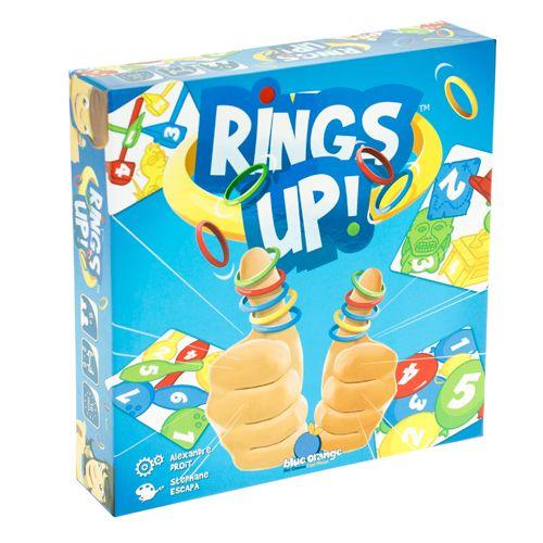 BO-RINGS-002 Rings Up! (multilingue)