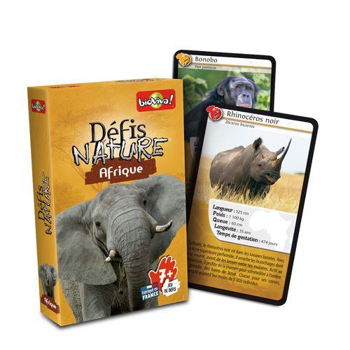 Bioviva DN-AFRI-001 Defis Nature  - Afrique