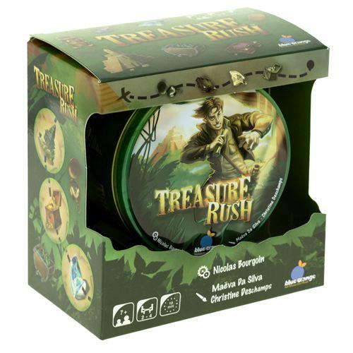 BO-RUSH-002 Treasure rush (multilingual)