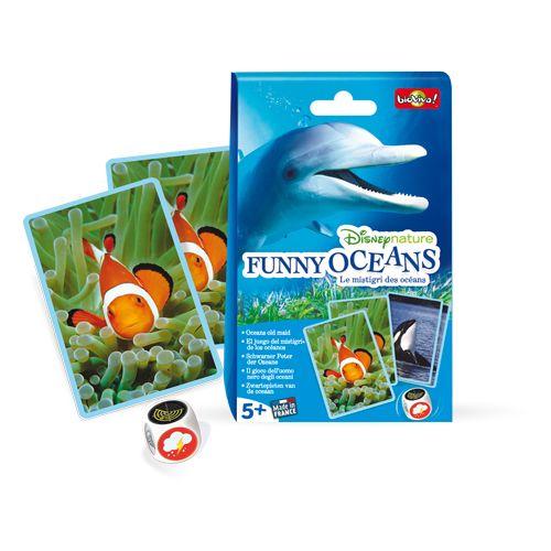 Bioviva DIS-FUNNY-002 Disney nature / Funny oceans