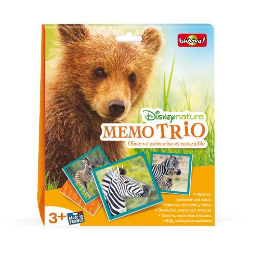 Bioviva DIS-MEMO-002 Disney nature - Memo Trio
