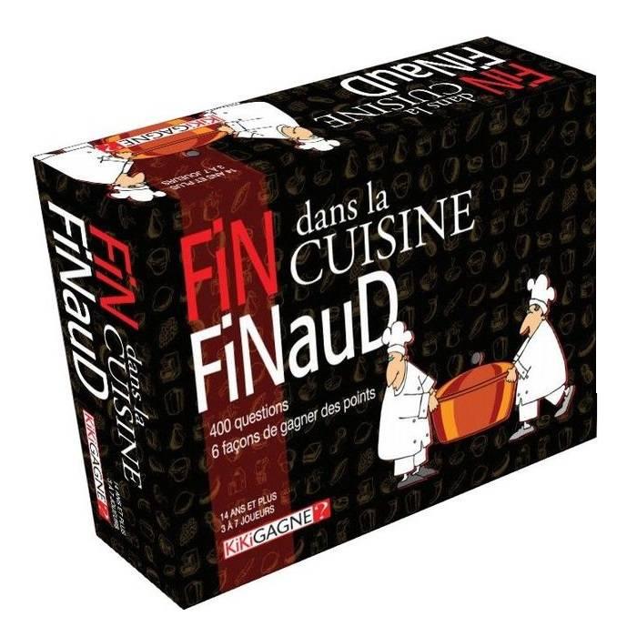Fin Finaud Dans La Cuisine