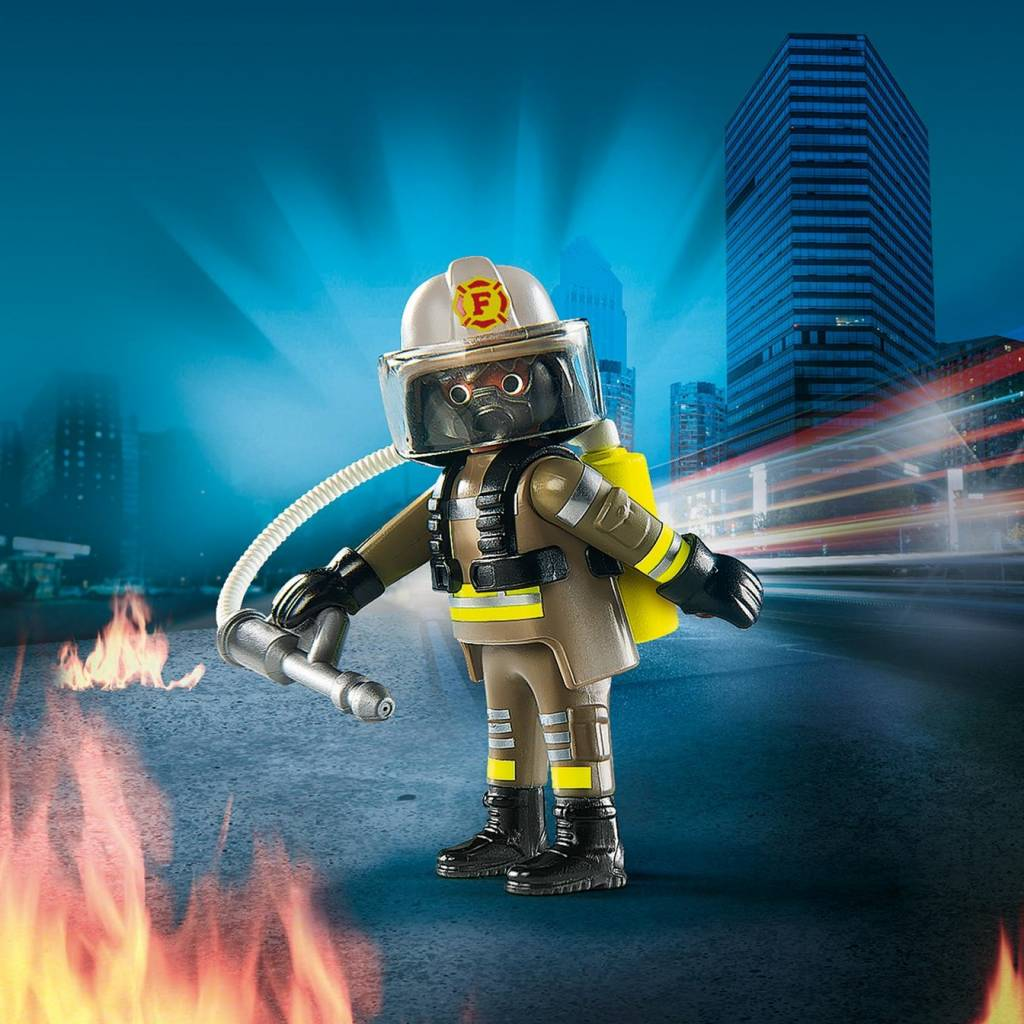 Playmobil Playmobil 9336 Firefighter