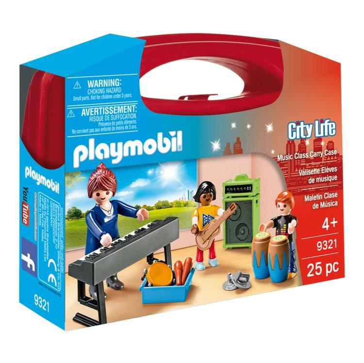 Playmobil Playmobil 9321 Music Class Carry Case