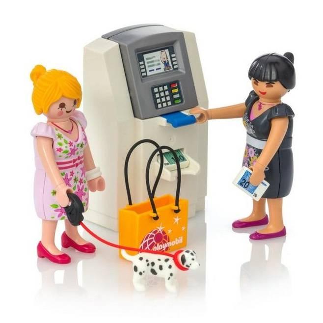 Playmobil Playmobil 9081 Distributeur Automatique
