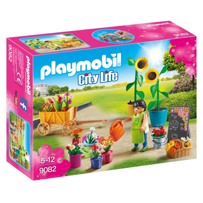 Playmobil Playmobil 9082 Fleuriste