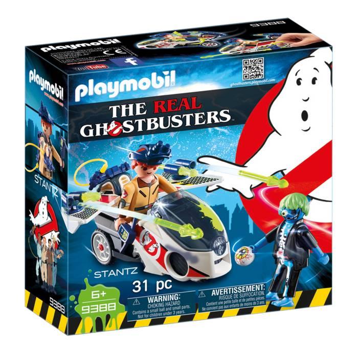 Playmobil Playmobil 9388 Stantz with Skybike