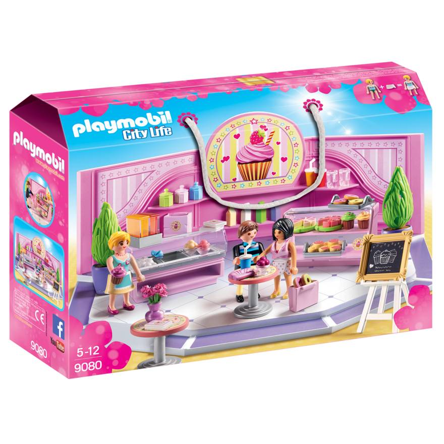 Playmobil Playmobil 9080 Café Cupcake