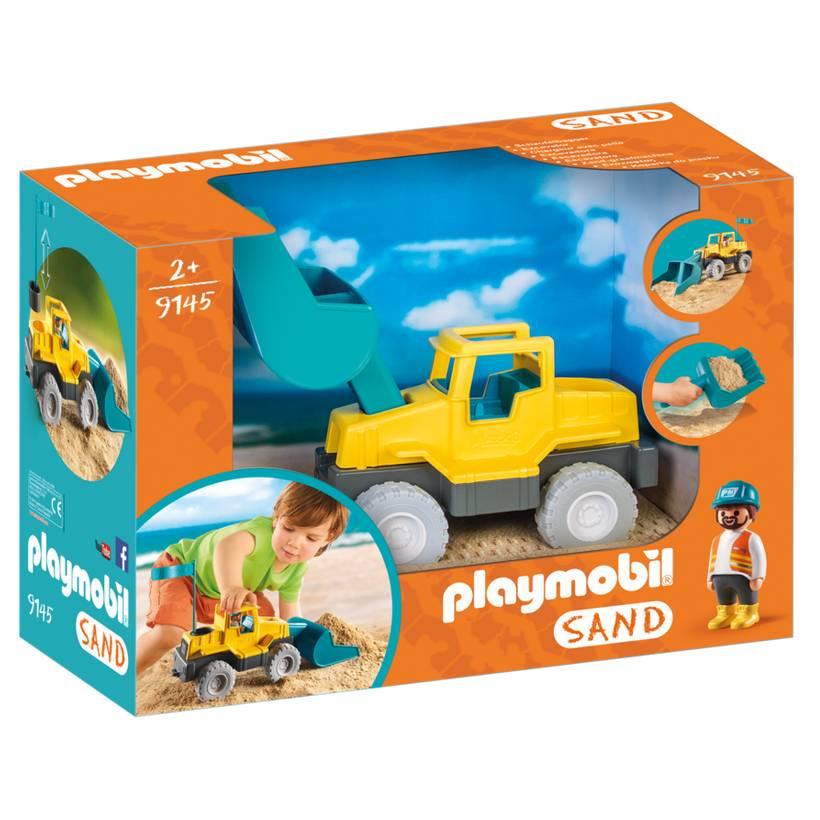 Playmobil Playmobil 9145 Excavator