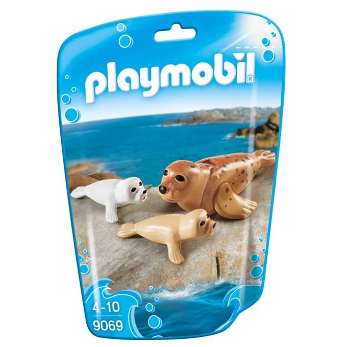 Playmobil Playmobil 9069 Seal with Pups