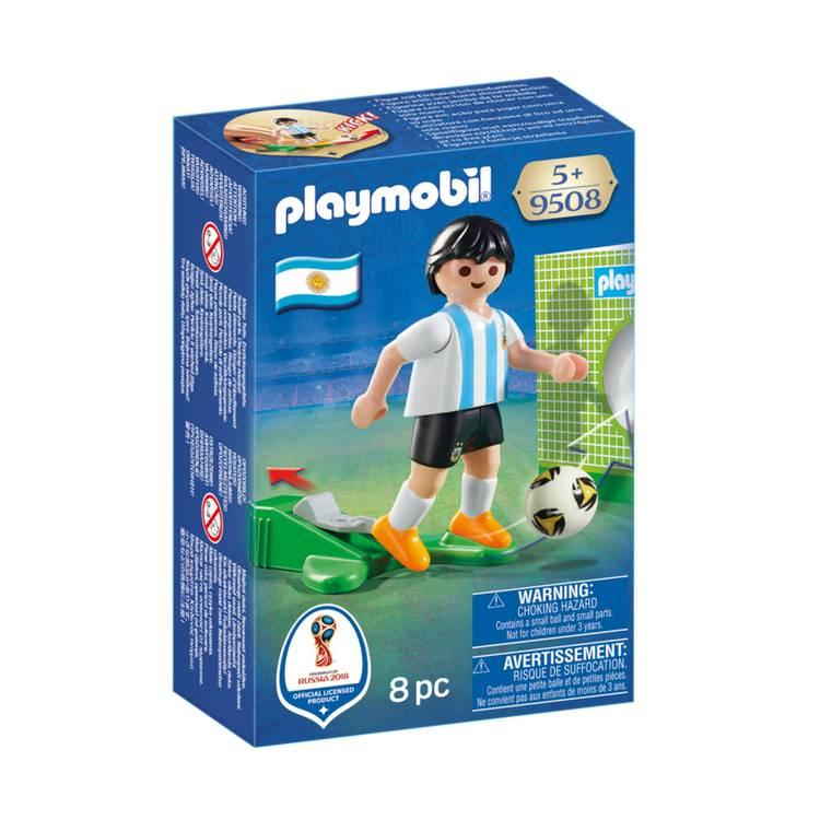 Playmobil Playmobil 9508 National Team Player Argentina