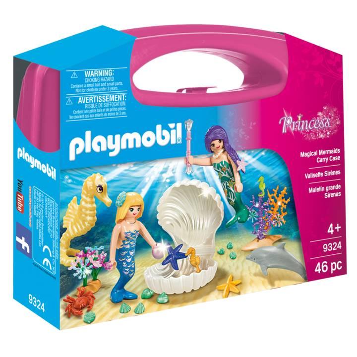 Playmobil Playmobil 9324 Valisette de Sirènes Magiques
