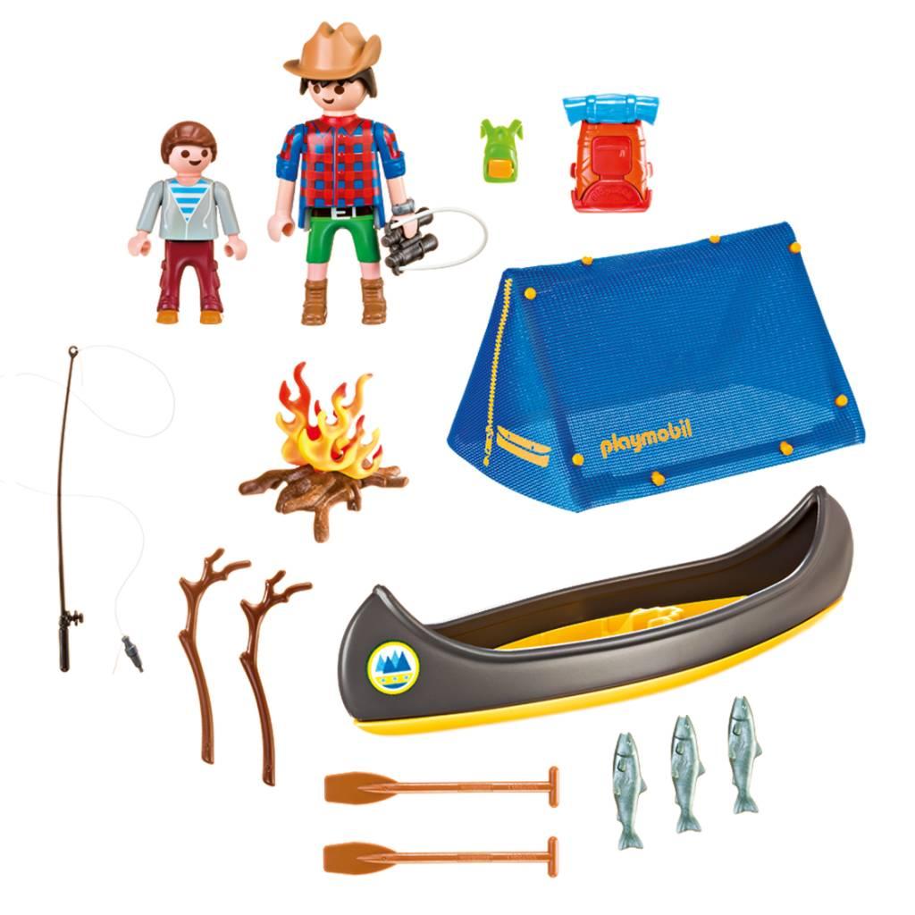 Playmobil Playmobil 9323 Valisette de Camping