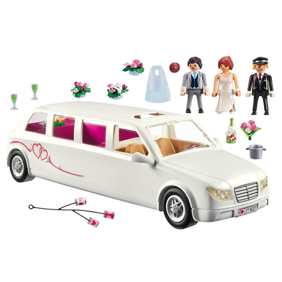 Playmobil Playmobil 9227 Limousine avec Mariés