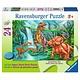 Ravensburger Ravensburger 05541 Dino Falls 24pcs