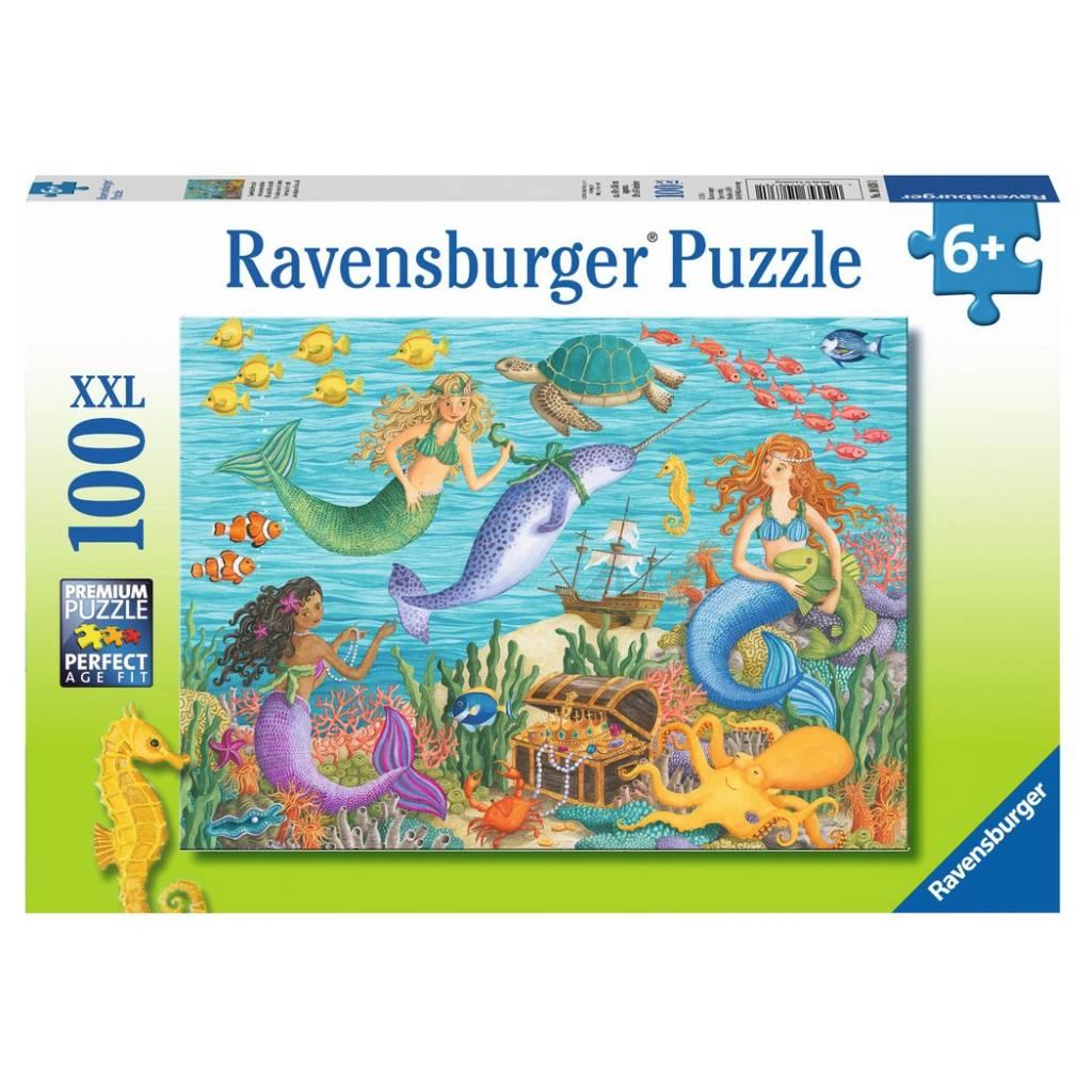 Ravensburger Ravensburger 10838 Narhwal's Friends 100pcs
