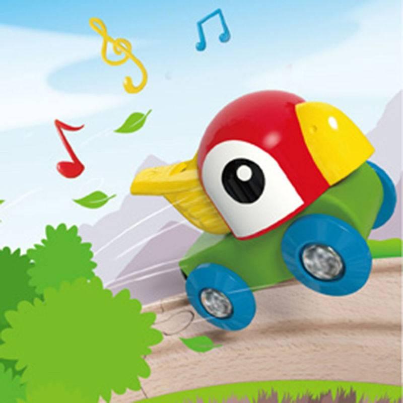 Hape Hape E3808 Whistling Parrot Engine