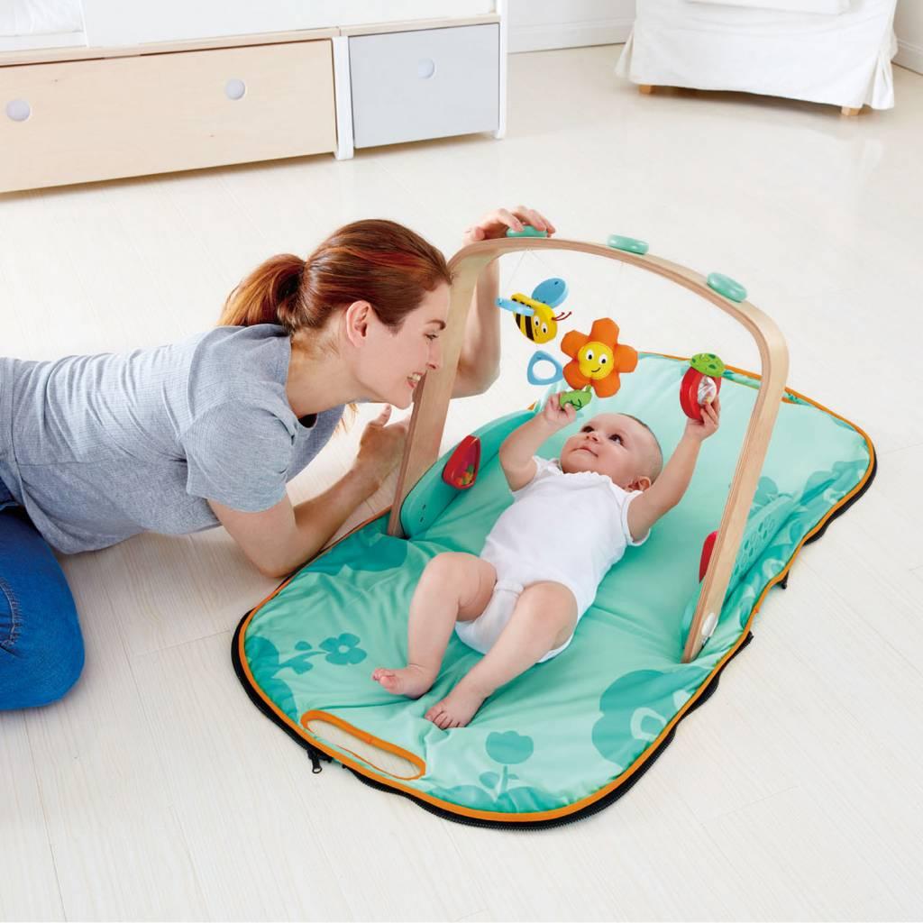 Hape Hape E0045 Portable Baby Gym