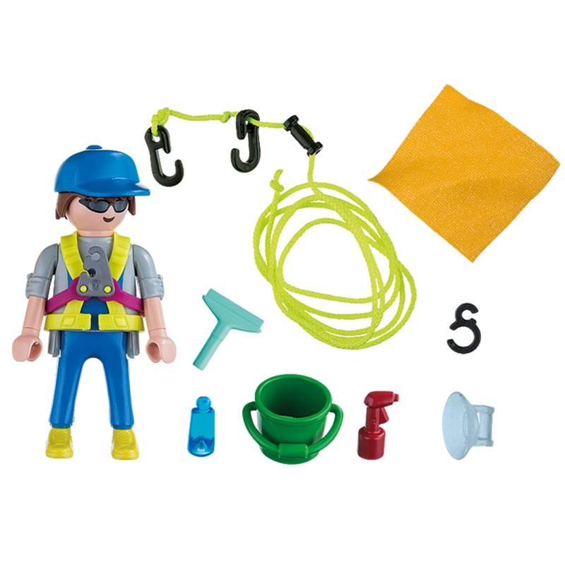 Playmobil Playmobil 5379 Window Cleaner