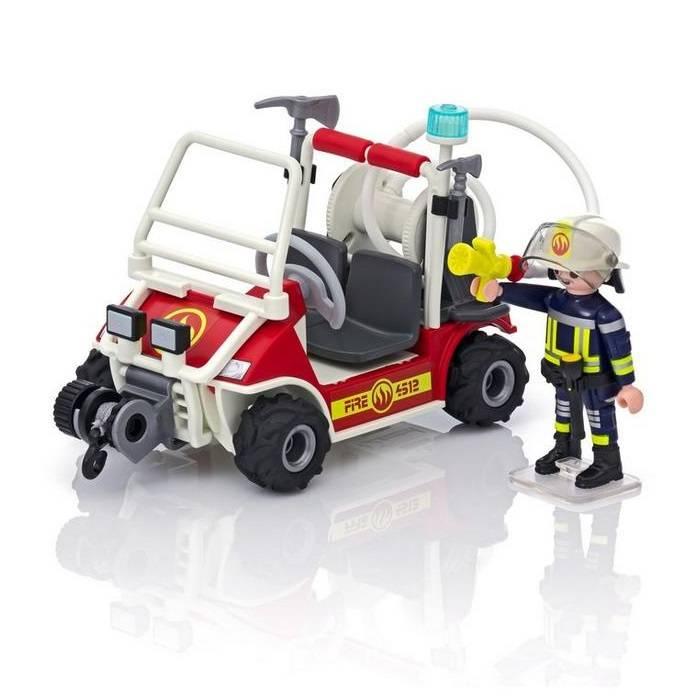 Playmobil Playmobil 5398 Fire Quad