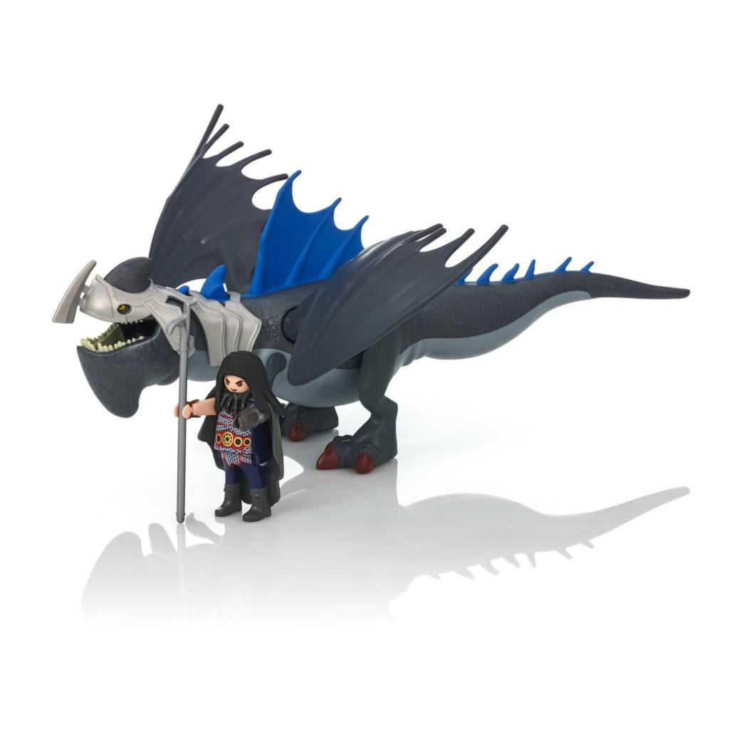 Playmobil Playmobil 9248 Drago and Thunderclaw