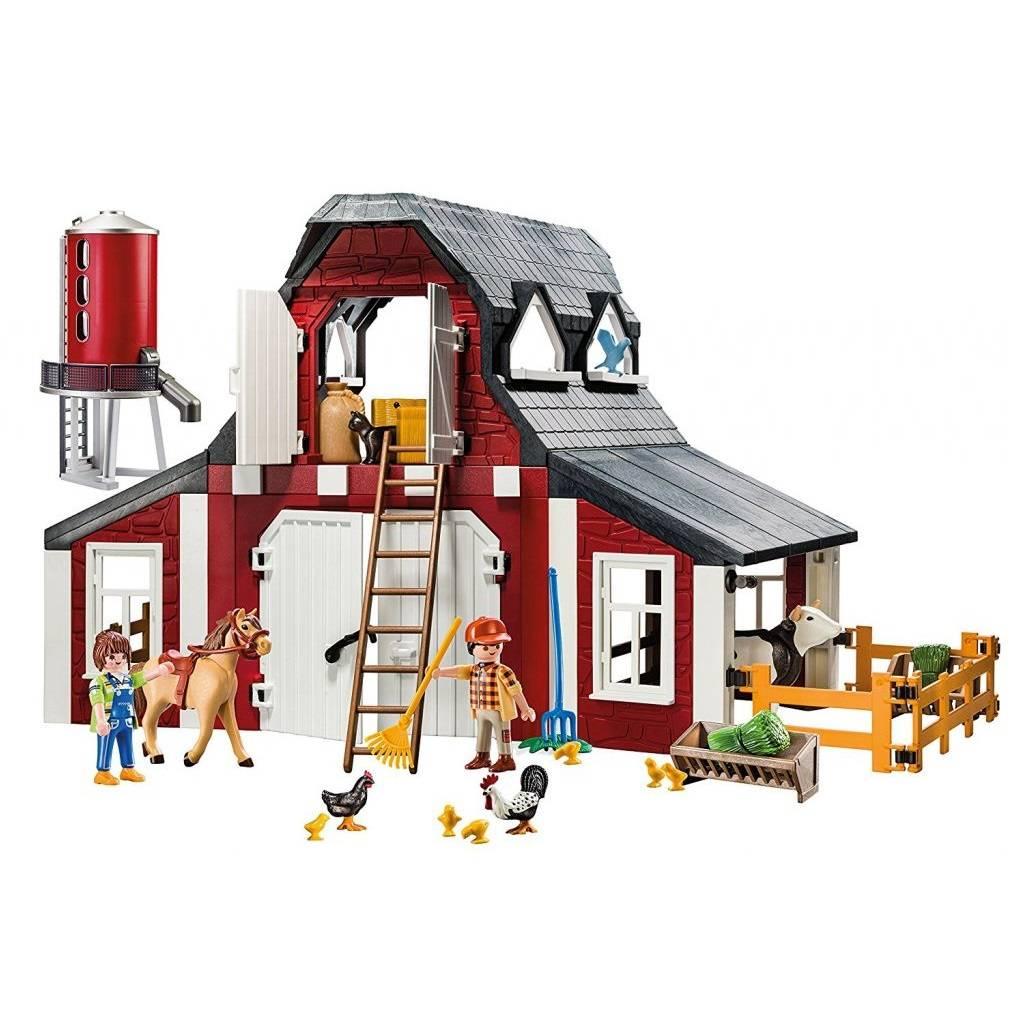 Playmobil Playmobil 9315 Barn with Silo