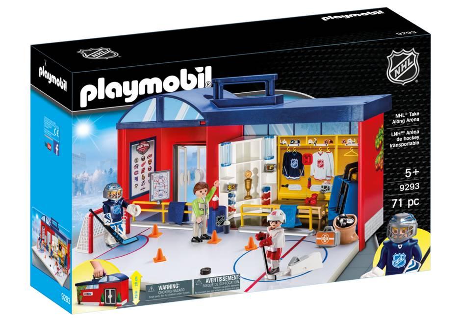 Playmobil Playmobil 9293 NHL Take Along Arena