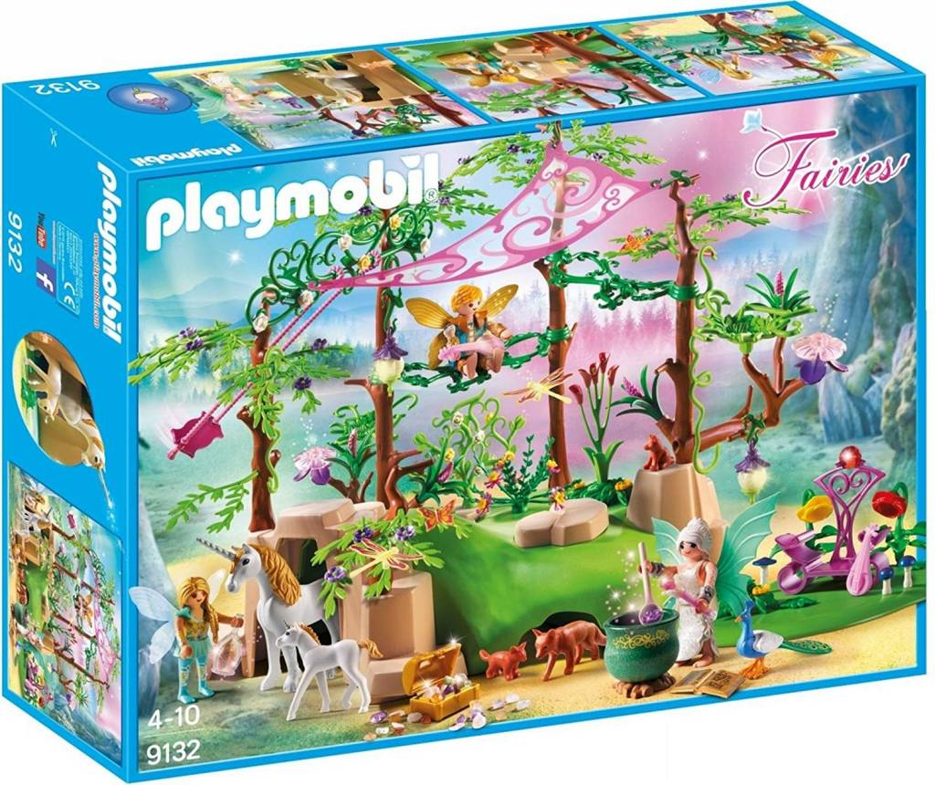 Playmobil Playmobil 9132 Magical Fairy Forest