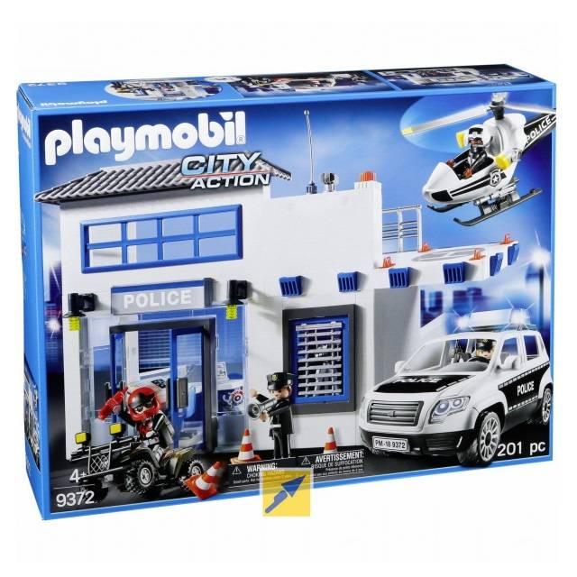 Playmobil Playmobil 9372 Police Station