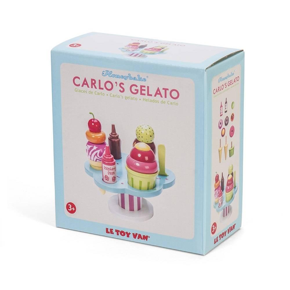Le Toy Van Le Toy Van TV310 Carlo's Gelato