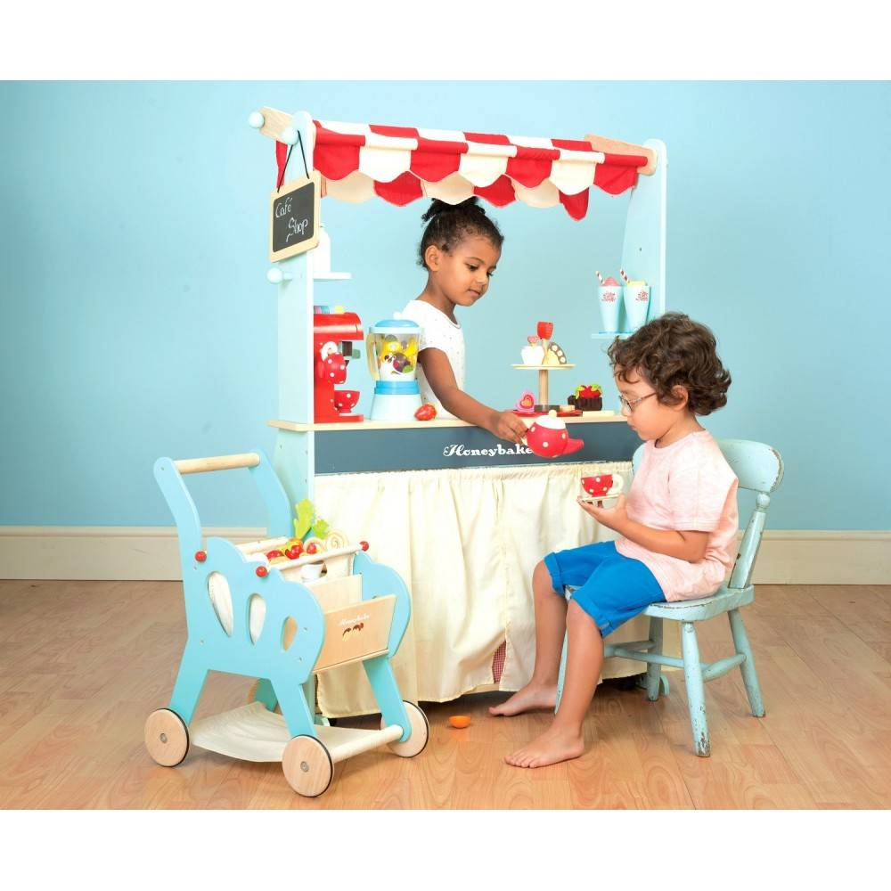Le Toy Van Le Toy Van TV317 Shop and Cafe