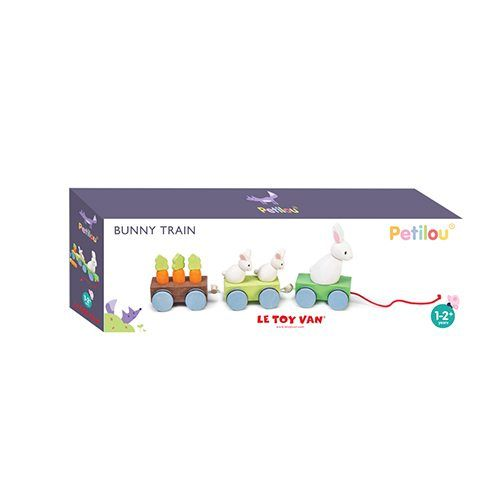 Le Toy Van Le Toy Van PL026 Bunny Train