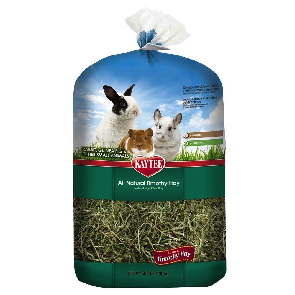 KAYTEE PRODUCTS INC Kaytee Products Inc treat timothy hay 48 oz