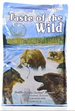 Taste Of The Wild Taste of The Wild Canine Dry pacific stream salmon 30lbs
