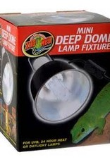 ZOO MED LABS INC Zoo Med Labs Inc fixture deep dome mini lamp