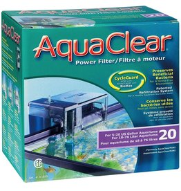 Aquaclear Aquaclear 20 power