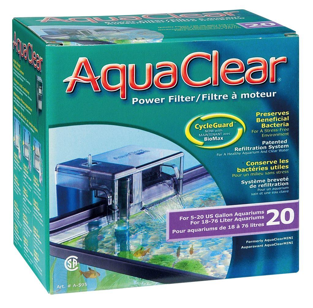 Aquaclear Aquaclear 20 power