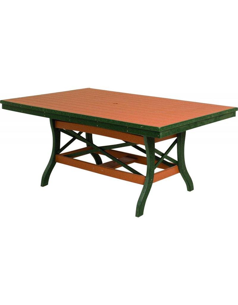 Byleru0027s Patio Rectangle Table