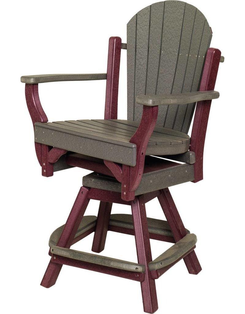 Byleru0027s Patio Swivel Balcony Chair