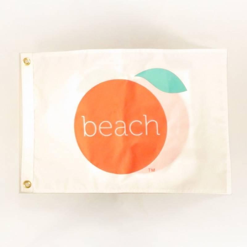 Orange Beach Flag