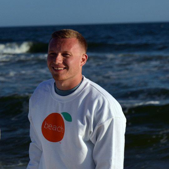 The Orange Beach Store Beach Crew Sweat