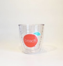 The Orange Beach Store Tervis Tumbler-Orange