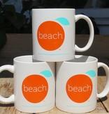 The Orange Beach Store Mug
