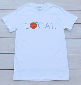 The Orange Beach Store Short Sleeve Local T-shirt