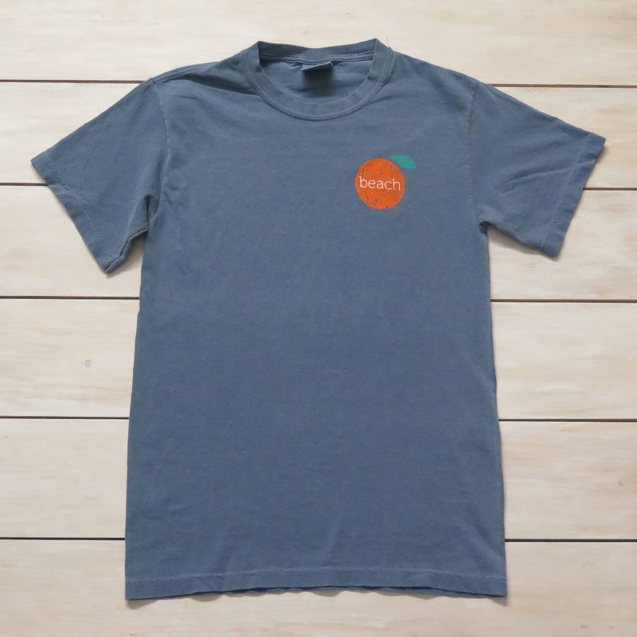 The Orange Beach Store Short Sleeve Island T-Shirt