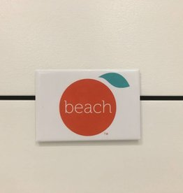 The Orange Beach Store OB Logo Magnet